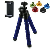 Cavalletto Smartphone+supporto treppiede,action cam,octopus sponge tripod