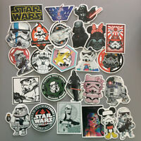 50pc Star Wars Darth Vader Sticker Decal for Skateboard Luggage Laptop Car Vinyl
