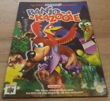 Banjo-Kazooie - Lösungsbuch/Spieleberater - Nintendo