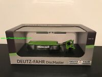 "UNIVERSAL HOBBIES 4865 1/32 SCALE DEUTZ-FAHR DISCMASTER 232 MOWER ""DEALER BOX"""