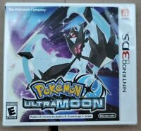 Pokemon Ultra Moon - Nintendo 3DS Brand New Factory Sealed