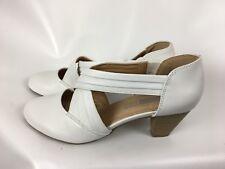 PIER ONE Schuhe, Pumps, weiß, Größe 36