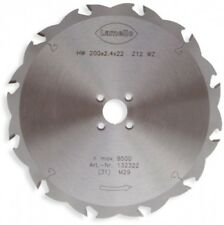 Lamello HW-Sägeblatt Ø 200 x 2.4 x 22 mm Z12 (Standard) | 132322