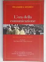 L'era della comunicazione Inter Mirifica Valli Ronconi religione Vaticano II 802