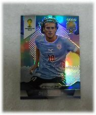 2014 Panini Prizm World Cup Refractor Diego Forlan - Uruguay #192