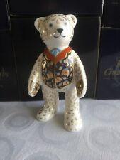 Royal Crown Derby Standing Teddy Bear