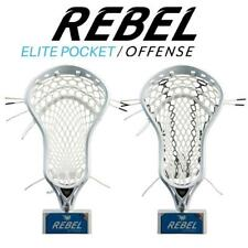 Ecd Lacrosse Head Rebel Offense Elite Pocket