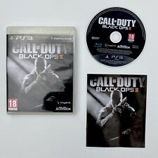Call Of Duty: Black Ops 2 PS3 Complete Video Game with Season Pass Playstation