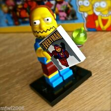 LEGO 71009 THE SIMPSONS Minifigures COMIC BOOK GUY #7 SERIES 2 SEALED Minifigs