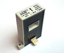 4PCS Module LEM Current Transducer LA 100-S SP1 - RATIO 1:2000