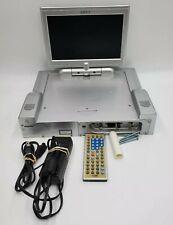 "Coby KTFDVD1070 10"" LCD TV/DVD Player W AM/FM Radio & Remote/Power Cord/Hardware"