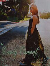 EMILY OSMENT - A4 Poster (ca. 21 x 28 cm) - Clippings Fan Sammlung NEU