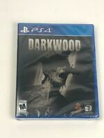 Brand New & Sealed Darkwood Limited Run Games LRG #362 NO CARD Playstation 4 PS4