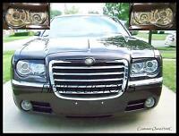 Made to fit Dodge Caliber Eyelids  06 07 08 09 10 11 12 XXX Headlight