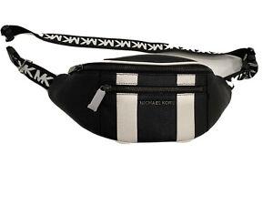 NWT Michael Kors Peyton Large Quilted Belt Bag Fanny Pack Waist Bag Crossbody