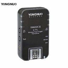 Yongnuo Single YN622CII Wireless E-TTL HSS 1/8000S Flash Trigger for Canon Camer