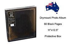 Drymount Photo Album 60 Pages