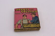 16MM Abbott and Costello 'Oysters and Muscles' Headline Edition Film