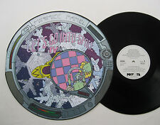 LP Let's Go Into Space IV - mint Limited Angella Dean Carl Barok Love Spirit