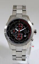 Fila Chronograph Herrenuhr Edelstahl 10ATM F38-001-002 ehem.UVP. 239.-€ NEU