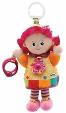 Lamaze PLAY & GROW EMILY Baby/Child Developmental Activity Rattle/Soft Toy BN