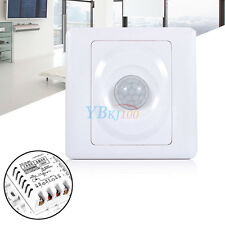 Infrared IR PIR Senser Switch Module Body Motion Sensor Auto On off Light Lamp
