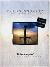 Klaus schulze & Lisa Gerrard rheingold LIMITED DELUXE 2dvd+2cd Edition 2008