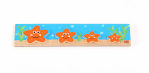 Discover Who's Bigger ? STAR Board Puzzles Ages 2 & Up