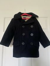 /& L NWT GapKids Girls Wool Cocoon Jacket Size XS 4-5 10