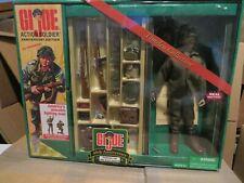 Hasbro GI Joe 40th Anniversary Footlocker and 1964 Action Soldier 2003 MISB