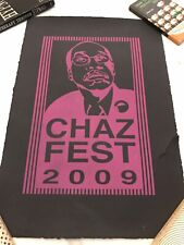 NEW ORLEANS POSTER PRINT CHAZ JAZZ FEST MARDI GRAS