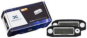LED License Plate Light Volvo XC60 2008-2013 501