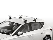 Portaequipajes de techo aurilis original para SEAT Leon II berlina 5 puertas 05-12