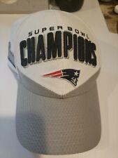 New England Patriots Super Bowl 53 Champions New Era Hat