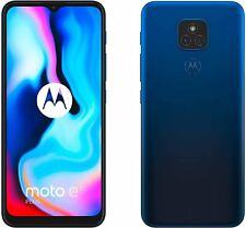 "Smartphone Motorola MOTO e7 plus azul dual-sim 6,5"" 64gb 4gb RAM Dual SIM"