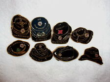 6fa76e8eff328 Lions Club Pins - Group of (8) Hats Caps