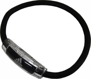 Adidas Performance Sport Bracelet Ions Ionloop Silicone Bracelet