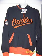 Baltimore Orioles Men's Cooperstown Collection Size Large with 2 Patches, New!