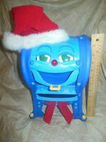 Telco Mel Box Talking Singing Animated Light up Christmas Mailbox 1999