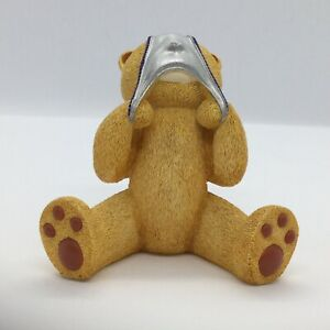 🖤 'BAD TASTE BEAR' COLLECTABLE FIGURINE 'GUS' #24 SUPERB CONDITION!