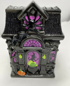 Bath & Body Works Haunted House Foaming Hand Soap Holder Fall / Halloween 2020