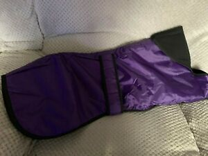 Greyhound/all breeds waterproof  walking out coat size 28in