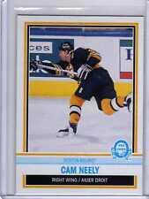 CAM NEELY 09/10 OPC O-PEE-CHEE Retro #582 Boston Bruins Hockey Card Parallel