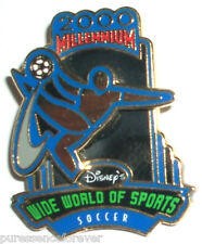 WDW Disney's Wide World of Sports 2000: Soccer Pin