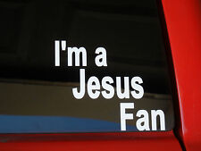 Religious,Jesus,Christian,Faith,Vinyl Decal for Car/Truck/Laptop,Etc.