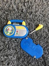 Mattel - Handy Manny - Radio Repair Toy, Fix It, With Sounds