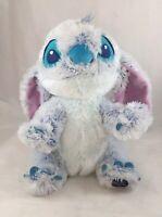 "Stitch Plush Disney Store Exclusive Fuzzy Light Blue 12"" VERY Rare. LILO"