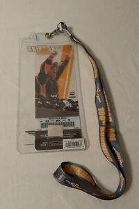 2016 Indianapolis 500 100TH Running Ticket Plastic Credential Juan Pablo Montoya