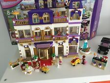 Lego Friends 41101 Grand Hotel with instructions and box