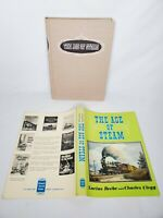 The Age of Steam by Bebee and Clegg Hardcover 2nd Edition Railroadiana